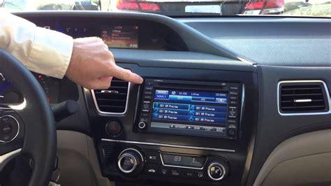 Schaumburg Honda Suzuki by 2013 Honda Civic Radio Audio Sms Text Message Set Up