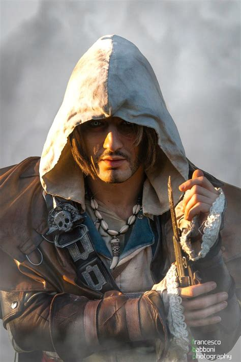 High Seas Edward Kenway Cosplay Ac Iv By Leon C By