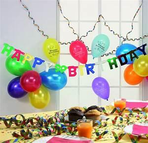 Deko Gartenparty Geburtstag : happy birthday set geburtstag deko 20 teile luftballons ebay ~ Markanthonyermac.com Haus und Dekorationen