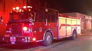 Crews battle Kennedy Street apartment fire | CTV News Winnipeg