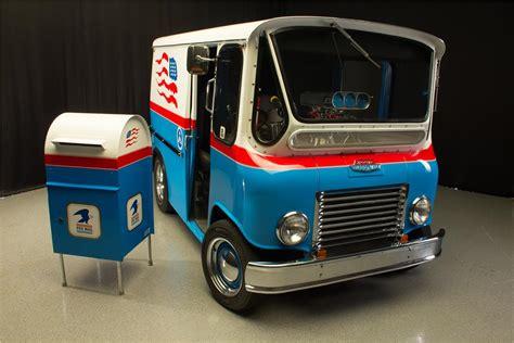 jeep van truck 1963 jeep custom mail van 162905