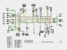Wiring Diagram Yamaha Mio Soul New Cdi Best And