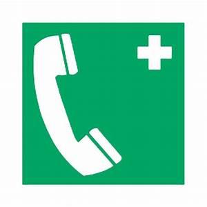 Panneau En Pvc : panneau pvc t l phone de secours 200 x 200mm ~ Edinachiropracticcenter.com Idées de Décoration