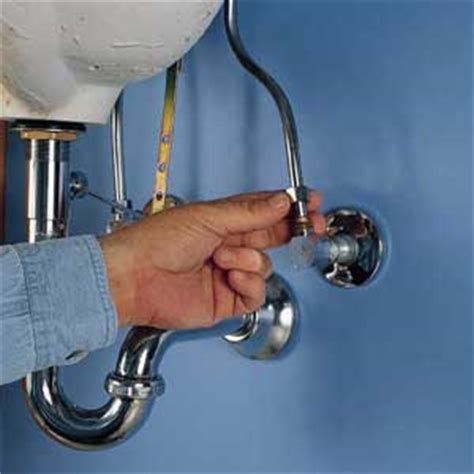 sink water shut off valve adding sink shutoff valves bathroom sinks bathroom