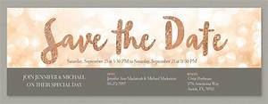 save the date invitations and cards evitecom With free electronic save the date templates