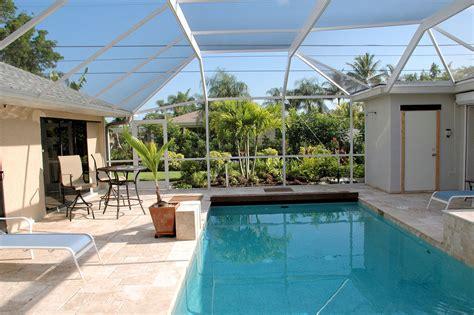 Traumhäuser Mit Pool by Florida Traumhaus Ferienhaus Naples Usa Villa Im
