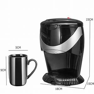 New 450w 2 Cup Household Drip Type Coffee Maker American