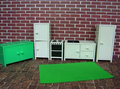 Ikea Puppenmöbel Küche 5 Teile Puppenzimmer Spielzeug