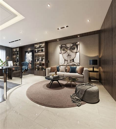 Home Interior Design Articles by Modern Asian Luxury Interior Design