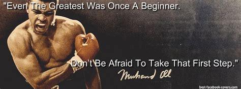 Muhammad Ali Quotes Facebook Cover - We Need Fun
