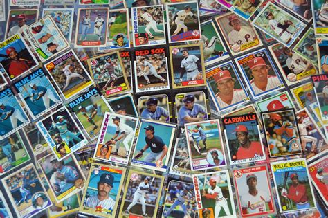 baseball card collection worth  chicago