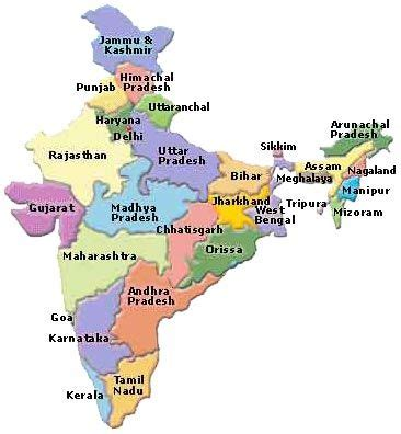 india   states    great confusion