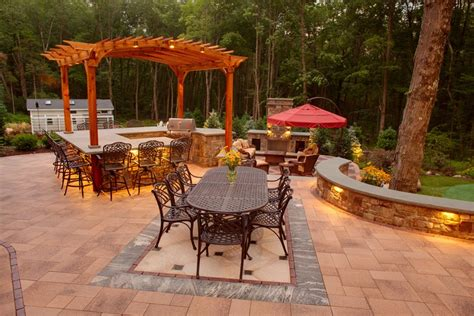 Pictures Of Outdoor Patios by Outdoor Dining Room Ideas Landscaping Network