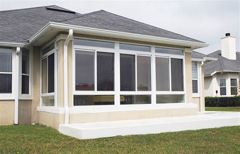 Enclosed Patio by Indoor Enclosed Patio Covered Sunroomscreen