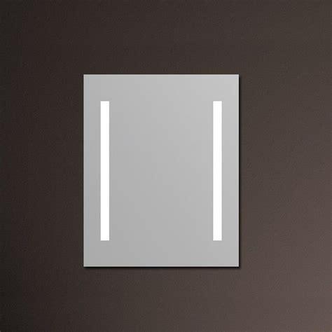miroir lumineux salle de bain anti bu 233 e 60x80 cm