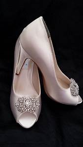 Wedding Shoes Vintage Inspired Crystal Bridal Shoes Pick