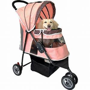 petzip cute pet buggy pet stroller With dog buggies for sale