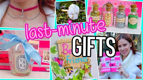 last minute diy gifts ideas you need to try for bff
