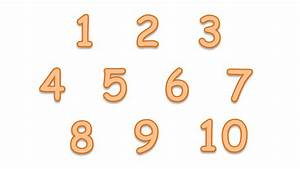Numbers 1-10 | LearnEnglish Kids | British Council
