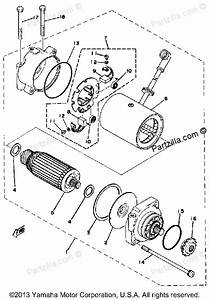 Diagram Of Yamaha Motorcycle Parts 1981 Xs400
