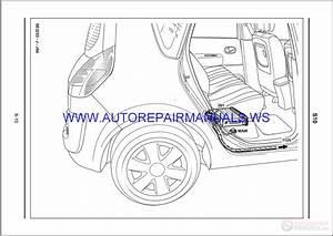 Renault Megane Scenic Ii J84 Nt8229 Disk Wiring Diagrams Manual 12