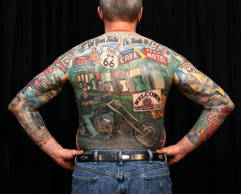 Outlaw Biker Tattoos  Wwwpixsharkcom  Images Galleries