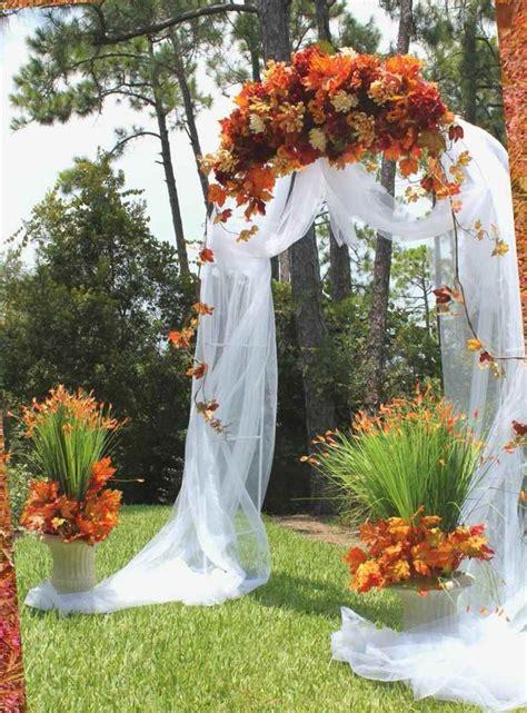 Décoration Mariage Automne Pour Une Journée Magique Ideeco