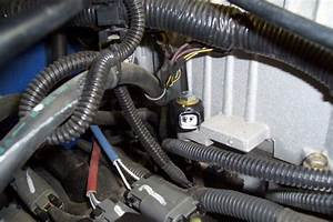 2002 Nissan Xterra Knock Sensor Location Pictures To Pin