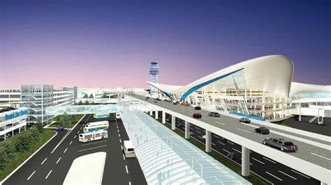 Car Rental Columbus Airport by Columbus New Terminal Here S What It Could Look