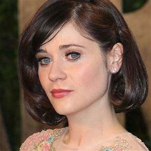 Zooey Deschanel Eye Makeup Close Up - Mugeek Vidalondon
