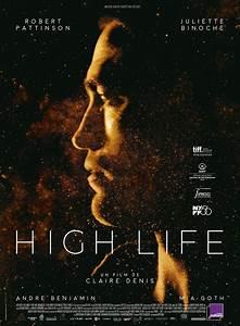 First poster for Robert Pattinson sci-fi thriller High Life