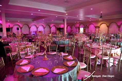 Baby Shower Venues San Diego by Royal Banquet Quinceanera Directory