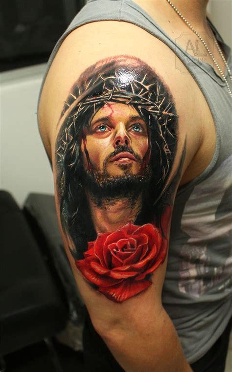 inspiration jesus tattoos