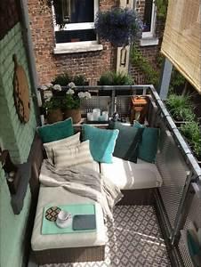 die 563 besten bilder zu balkon auf pinterest With balkon ideen klein