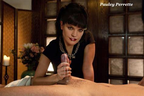 Cote De Pablo Pauley Perrette Nude My Hotz Pic