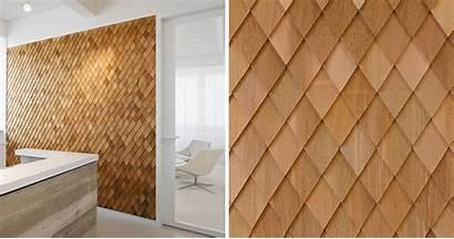 Wall Wood Accent Shingles Interior Texture Walls