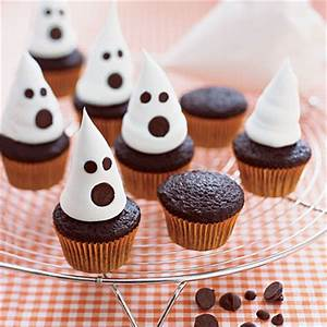 4 Cute Halloween Cupcakes | Halloween Decorations Ideas