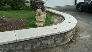 Granit Abdeckplatten Preis : abdeckplatten aus granit beton waschbeton betonwerkstein und kalkstein wagner treppenbau ~ Markanthonyermac.com Haus und Dekorationen
