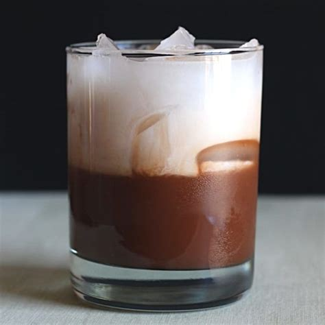 The truth is the white russian suffered a bit from a stodgy, antiquated reputation until the 1998. White Russian   Mix That Drink