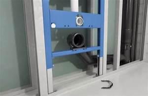 Comment Installer Un Wc Suspendu : comment bien poser ses wc suspendus le blog du plombier ~ Dailycaller-alerts.com Idées de Décoration