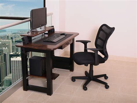 black walnut desk top loft desk black walnut caretta workspace