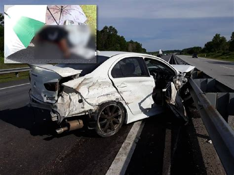 Man Split In Half In Gruesome Accident On Seremban-pd
