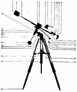 Sears Refractor Telescope Parts