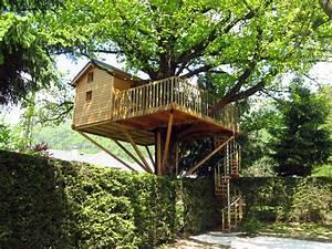 Cabane En Bois : comment construire une cabane en bois ~ Premium-room.com Idées de Décoration