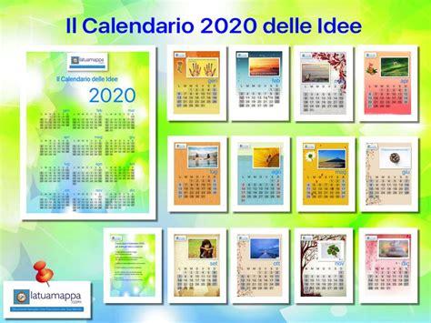 nuovo modo usare il calendario