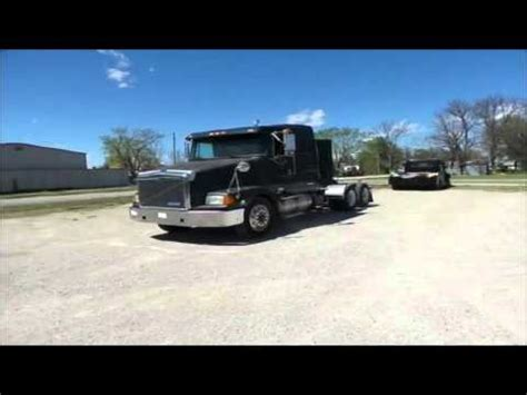 2016 volvo semi truck for sale 1995 volvo wia semi truck for sale no reserve internet