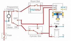 V4073a Wiring Diagram