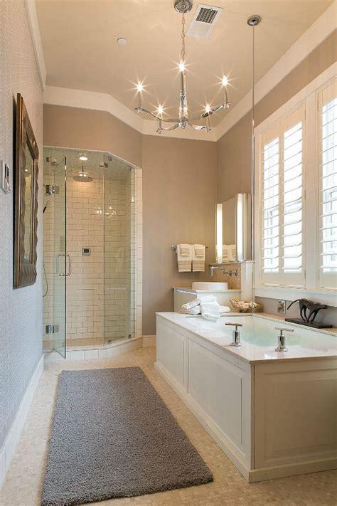 ideas  warm bathroom  pinterest wall