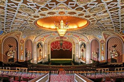 14 Historic American Theaters | Architectural Digest