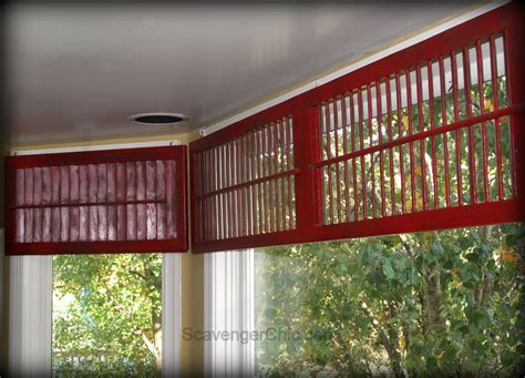 Upcycled Projects ? Shutters ? Scavenger Chic